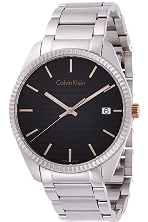 Calvin Klein Men's Quartz Watch with Dial Analogue Display Quartz Stainless Steel K5R31B41