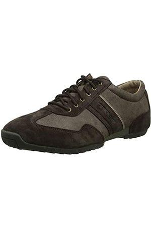 Camel Active Men's Space 24 Low-Top Sneakers, (Espresso 39)