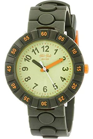 Flik Flak Boys Analogue Quartz Watch with Plastic Strap FCSP077