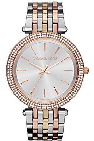 Michael Kors Womens Analogue Quartz Watch with Stainless Steel Strap MK3203