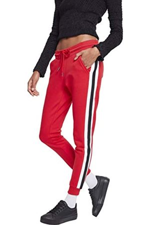 Urban Classics Women's Ladies College Contrast Sweatpants Trouser