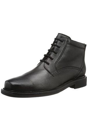 Sioux Men's Landis-lf Classic Boots, (Schwarz 000)