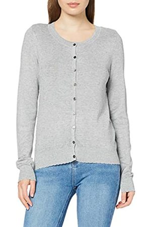 Vero Moda Women's Vmmontclair Ls O-Neck Cardigan