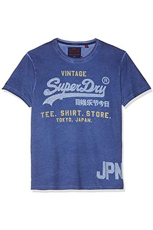 Superdry Men's Shirt Shop Duo Overdy Lite Tee Kniited Tank Top