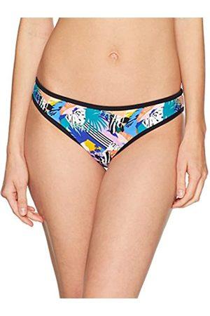 Pour Moi? Women's Halcyon Banded Brief Bikini Bottoms