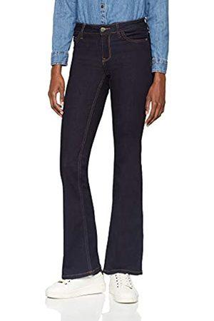 JDY Women's ELIA Flared RW DNM NOOS Bootcut Jeans