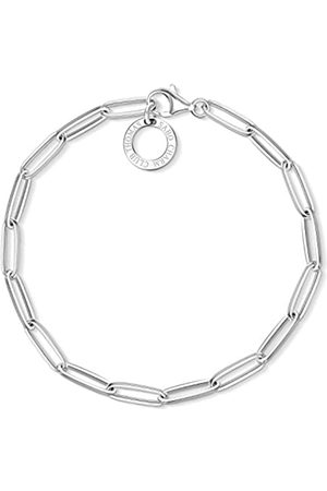Thomas Sabo Women-Charm-Bracelet Charm Club 925 Sterling X0253-001-21-L18