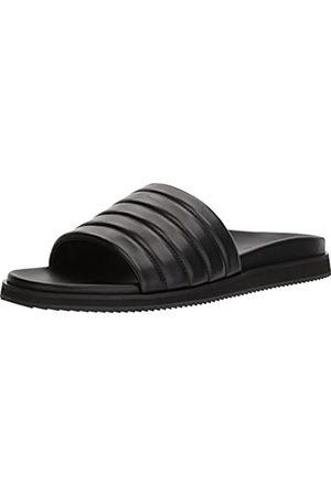 Kenneth Cole Men's Story Sandal B Open Back Slippers, ( 001)