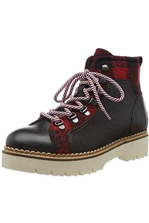 SCOTCH & SODA FOOTWEAR Women's Olivine Desert Boots, ( +blk/ S006)