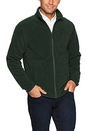 Amazon Essentials Men's Full-Zip Polar Fleece Jacket
