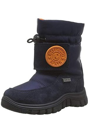 Naturino Boys Snow Boots - Boys Praz Snow Boots, (Bleu 0c01)