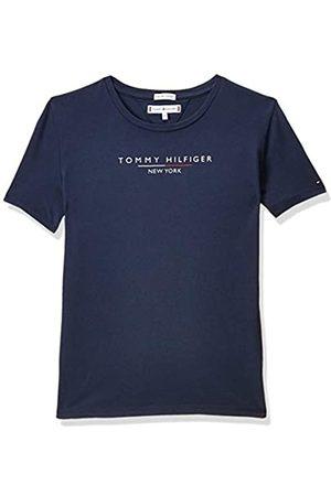 Tommy Hilfiger Girl's Essential Hilfiger Tee S/s T-Shirt