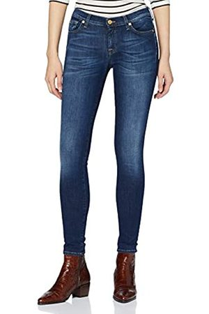 7 For All Mankind Women's THE SKINNY Jeans, (Bair Duchess)