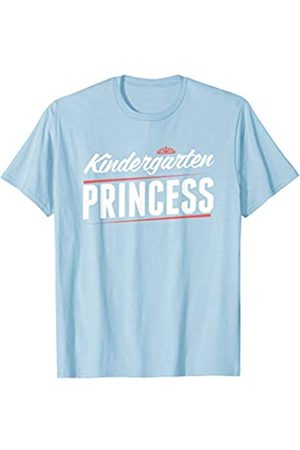 Back To School Apparel by BUBL TEES Kindergarten Princess Back To School First Day T-Shirt