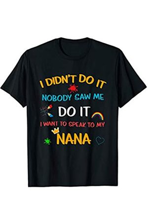Toddler//Kids Sporty T-Shirt My Nana in Missouri Loves Me