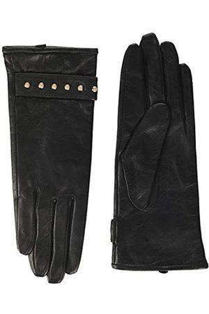 Scotch&Soda Maison Women's Leather Gloves with Rivets