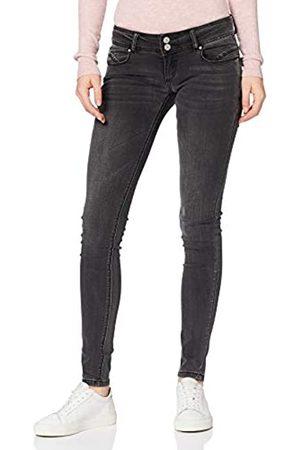 INSIDE Women's @SJM07SL Skinny Jeans, (Negro 1)