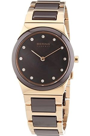BERING Time Women's Ceramic Watch XS Analogue Quartz Various Materials 32230 765