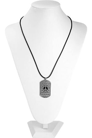 Akzent Unisex Necklace with Pendant Stainless Steel 002595000028