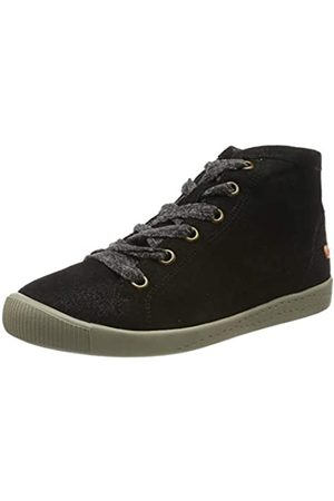 Softinos Women/'s Ica388sof Washed Trainers