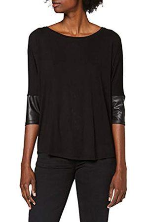 INSIDE Women's @SFC14 T-Shirt, (Negro 1)