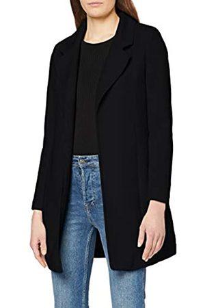 Vero Moda Women's Vmverodona Trenchcoat Noos Wool Blend Coat
