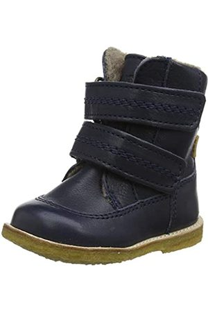 Bisgaard Unisex Kids' Eliah Snow Boots, (Navy 600)
