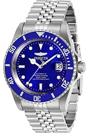 INVICTA Mens Analogue Classic Automatic Watch with Stainless Steel Strap 29179