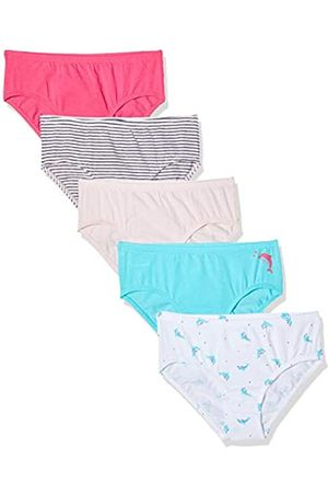 Lacoste Underwear Girl's Multipack 5pack Slips Pants
