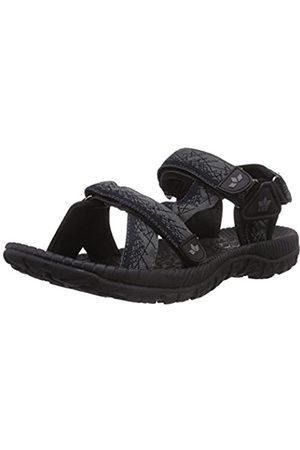Lico Men's Samoa V Fashion Sandals Gray Grau (grau/marine) 11