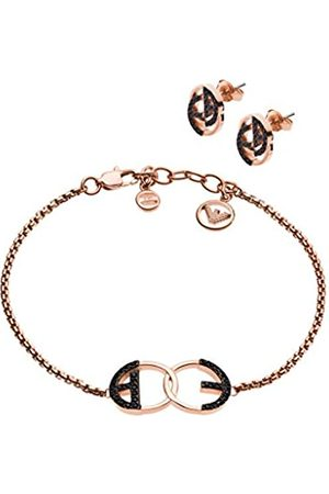 Emporio Armani Women Stainless Steel Jewellery Set EGS2587221