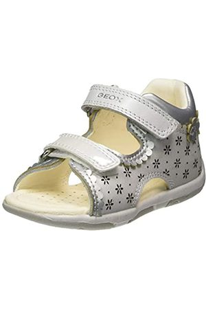 Geox Baby Girls' B Sandal Tapuz Open Toe, ( / C0007)