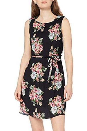 New Look Women's Floral Pleated Dress