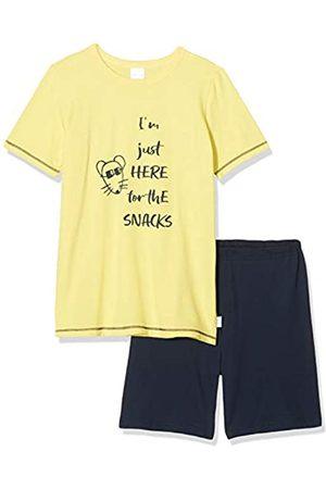 Schiesser Boy's Mouse Kn Schlafanzug Kurz Pyjama Set