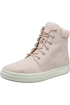 Timberland Londyn 6 New Graphite Womens Nubuck Lace-up Ankle Boots