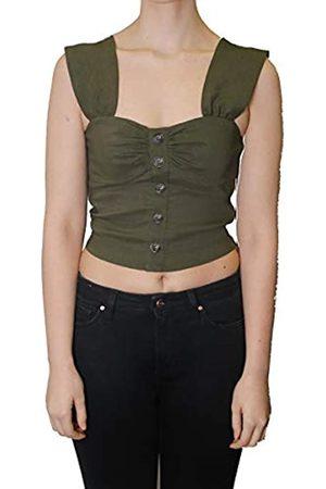 Pinko Women's Carletto Vest Top