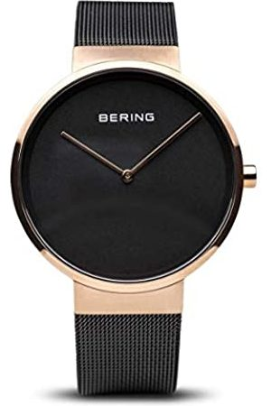 Bering Unisex Analogue Quartz Watch with Stainless Steel Strap 14531-166