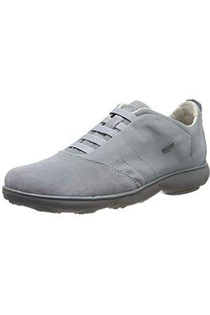 Geox Men's U NEBULA B Low-Top Sneakers, (Lt Jeans C4051)