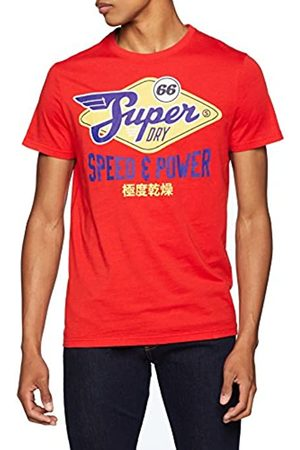 Superdry Men's Reworked Classic Lite Tee T - Shirt