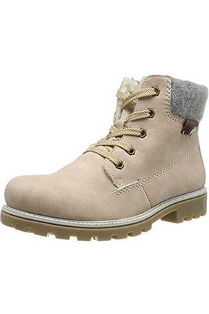 Rieker Women's Herbst/Winter Ankle Boots, (rosa/Fog/Kastanie 32)