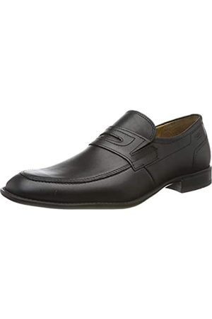 FRETZ men Men's Tosco Loafers, (Noir 51)