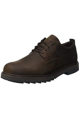 Timberland Men's Squall Canyon Oxfords, (Dark Full Grain)