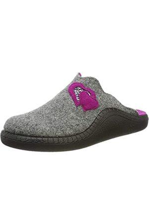 Romika Women's Mokasso 19 Low-Top Slippers, (Hell-Grau 54 720)