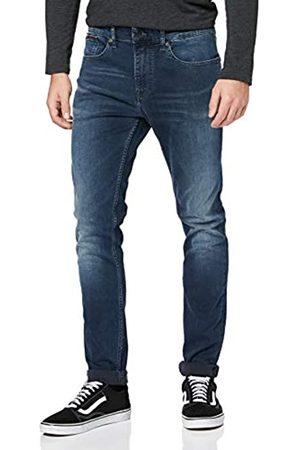 Tommy Jeans Men's Steve Slim Tapered UTDK Straight Jeans