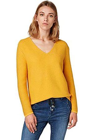 TOM TAILOR Women's Chevron Sweatshirt