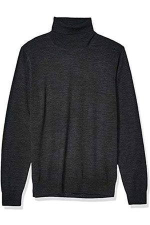 Goodthreads Merino Wool Turtleneck Sweater Charcoal