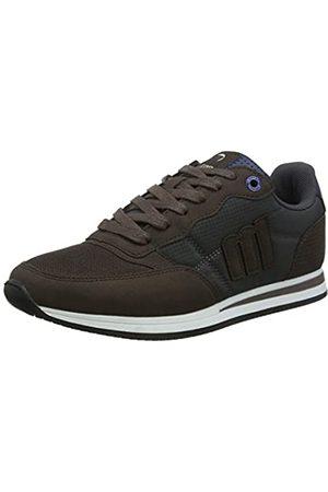 MTNG Men's 84086 Low-Top Sneakers, (/Mesh 10 Gris Oscuro C47751)