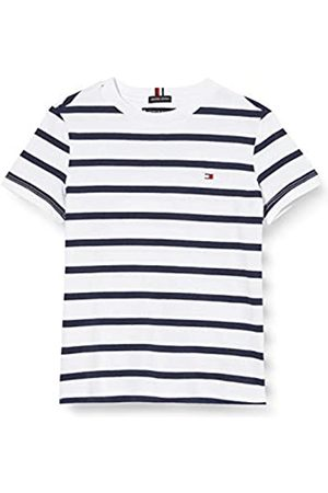 Tommy Hilfiger Boy's Nautical Stripe TEE S/S T-Shirt