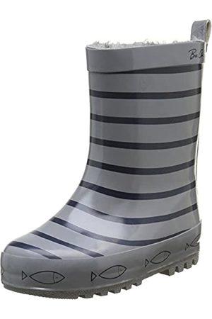 Be Only Men's Timouss Fur Wellington Boots, Gray (Grigio (Gris (Gris/Marine), 7