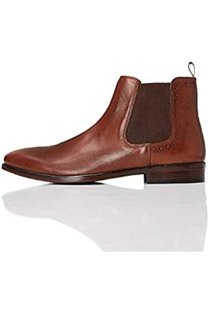 FIND Marin, Men's Chelsea Boots, (Chestnut)
